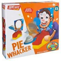 Splatter Face Game (pie face copy) £5 instore / online @ poundland