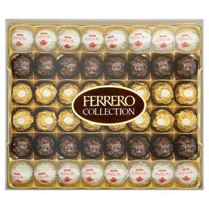 Ferrero Collection 48 Pieces 518g £10 @  ICELAND