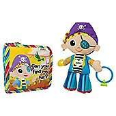 Lamaze pirate plush & book gift set free £7.59 C&C @ Tesco Direct