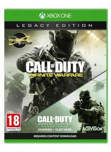 Call of Duty: Infinite Warfare Legacy Edition Xbox one £50 @ Tesco Direct