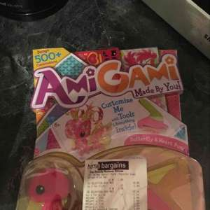 Amigami set 99p at Home Bargains (in store)