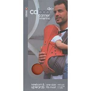 Close Caboo Infant Carrier DX+ £44.99 (less than half RRP) + FREE DELIVERY @ TKMAXX