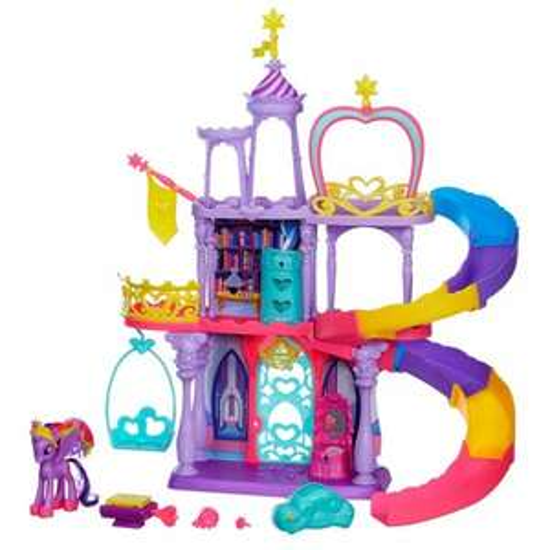 Asda instore: My Little Pony Twilight Sparkle Rainbow Kingdom Playset £15
