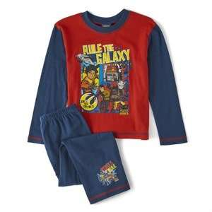 STAR WARS BOYS RULE PYJAMAS (AGE 5-6 ONLY) £2.99 + delivery @ IWOOT