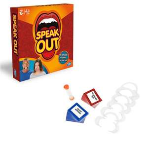 Speak Out! - Back in stock for home delivery from Toys R Us