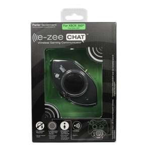 e-zee CHAT Wireless Gaming Communicator (X360/PS3) £9.99 Delivered @ 365 Games (£9.99 Reward Points Gained)