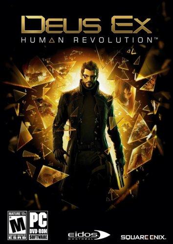 Deus Ex Human Revolution PC - £3.32 @cdkeys with 5% Facebook code