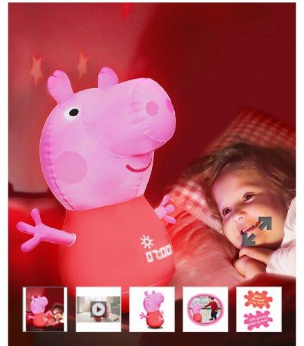 Peppa pig sleep trainer £14.99 @ ELC Free C+C plus £5 off a £25 peppa spend