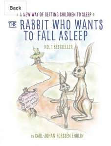 The Rabbit who wants to fall asleep £4 @ amazon - 3 for £10 promo and free del with £10 spend