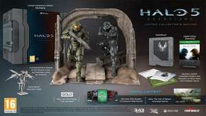 Halo 5 Guardians Limited Collector's Edition £29.99 @ GAME (XBox One)
