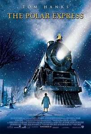The Polar Express HD £3.99 on iTunes