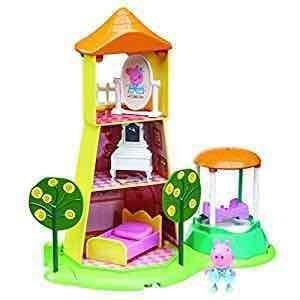 princess peppa's rose garden and tower play set £11.76 (prime) £18.16 (non prime) @ Amazon