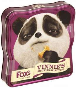 Fox's Vinnie's Biscwits Selection 365g £1.50 @ Morrisons was £3