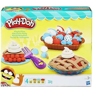 Play doh playful pies toy 224 g (4 pots) £3.50 @ Tesco extra instore