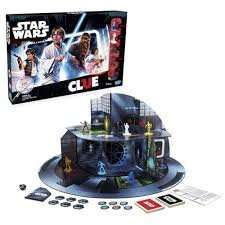 New Star Wars Cluedo For £20.67 Delivered @ Gameseek