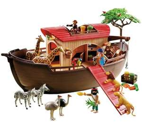 Playmobile 5276 noah's ark reduced to £33.99 @ Argos