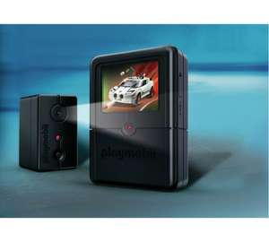 Playmobil 4879 spy camera and monitor reduced to £16.99 @ Argos