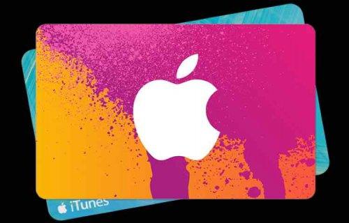 iTunes bonus credit when you buy a £25 (£4 bonus) or £50 (£7.50 bonus) giftcard @ Wilkinson in-store
