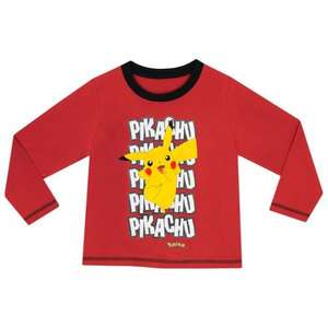 50% off Character PJ's, Tshirts and dressing gowns - Includes Pokemon and Football items £4.95 @ Character.com (Orders up to £9.99 / £2.99 del)