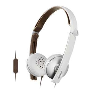 Sony MDR-S70APW On ear portable headphones (white) £12.99 eBay (Sustuu)