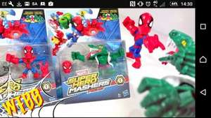 marvel micro mashers £1.99 in home bargains. normally £5.99