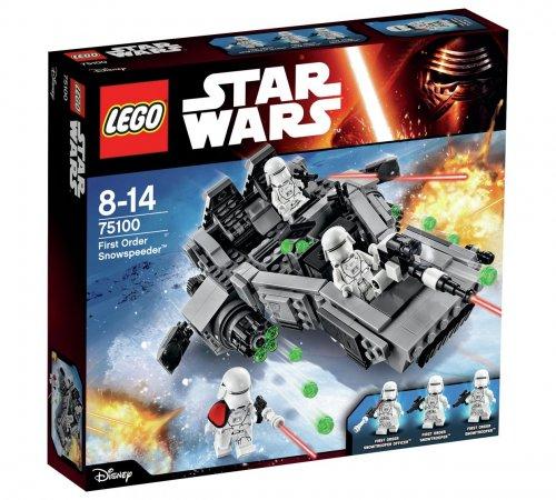 LEGO Star Wars: The Force Awakens Snowspeeder 75100 @ Argos