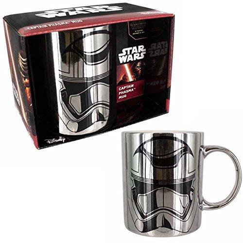 Star Wars The Force Awakens: Mug: Captain Phasma £2.99 / £4.99 delivered @ Forbidden Planet