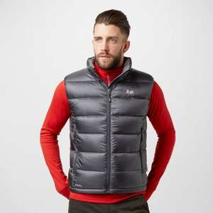 Rab Men's Neutrino Down Vest £70 @ Ultimate outdoors