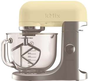 Kenwood Almond cream kmix stand mixer kmx52 for £200 free del or collect @ Debenhams