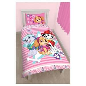 Paw Patrol Single Duvet  ( girls pink ) £7 @ Tesco North Shields not sure if national