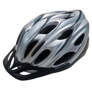 Tesco Adult Helmet Silver: £5 at TESCO
