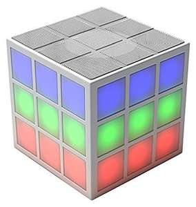 Rubik's Cube LED Wireless Bluetooth Speaker £15 prime / £18.99 non prime Amazon