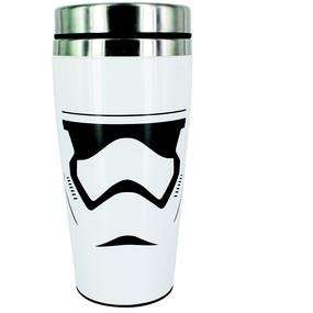 £9:99 on Amazon Star Wars: The Force Awakens: Travel Mug: Stormtrooper was £7:99 now £2.99 with £1 delivery @ Forbidden Planet