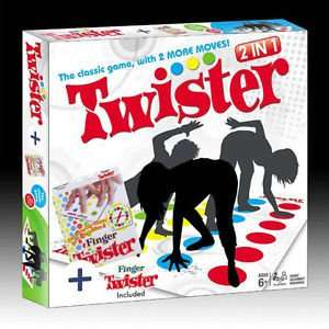 Twister only £7.59 Delivered on ebay / topfashion99