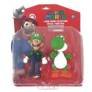 Mario/Yoshi & Luigi/Yoshi Double packs £6.99 @ Home Bargains