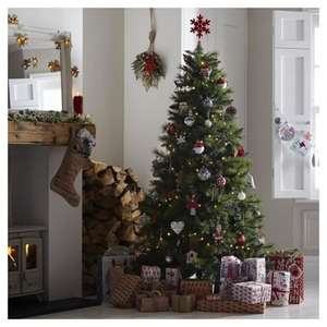7ft Colorado Pine Christmas tree £25.00 @ Tesco Direct free c&c