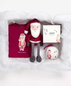 My 1st Christmas Gift in a box includes M&P Gift Card Worth £5 reduced to £20 at Mamas and Papas Free C&C 5.5% Quidco