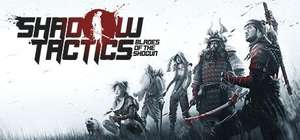 Shadow Tactics: Blades of the Shogun PC steam £18.29 @ HRK