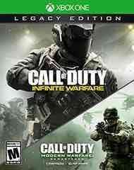 Call of Duty Infinite Warfare Legacy Edition - Xbox One