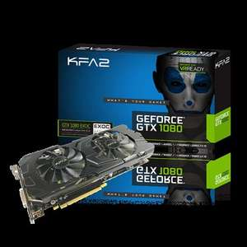 KFA2 GeForce GTX 1080 EXOC Pre-order £530 @ Amazon.de