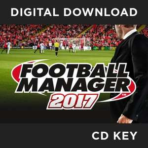 Football Manager 2017 Digital Download £18.99 @ 365 Games