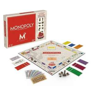 Monopoly 80th Anniversary Special Edition Board Game - £16.98 - bargainmax.co.uk