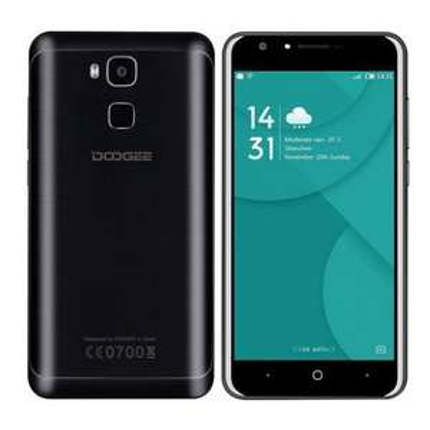 DOOGEE Y6 Piano Black 5.5 Inch Fingerprint 4GB RAM 64GB ROM MTK6750 Octa Core 4G Smartphone - Banggood - £113.23
