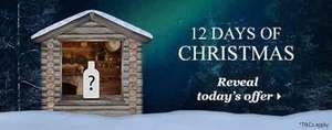 Molton Brown 12th day Christmas offers - 20% off selected gifts.