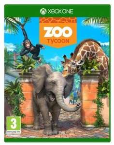 zoo tycoon xbox one £6.99 @ cdkeys.