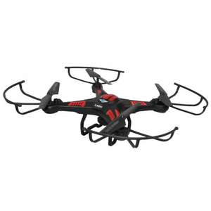 X-CAM Quadcopter Drone + HD Camera @ MyMemory.co.uk - £24.99 FREE 2GB MICRO SD CARD & FREE DELIVERY IN TIME FOR XMAS!