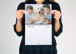 50% OFF CALENDARS @ VistaPrint. Starting at £6.49