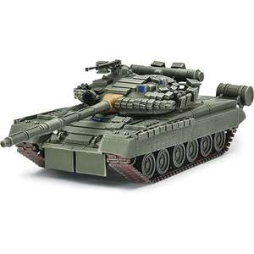 REVELL Soviet Battle Tank T-80BV 1:72 Model Kit: £2.95 delivered from Jadlam