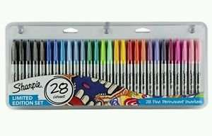 Limited edition 28 pack of sharpies only £7:50 from tesco direct free c&c!!!