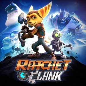 Ratchet & Clank PS4 £15 (Canadian PSN)